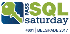 SQLSaturday #601 Belgrade